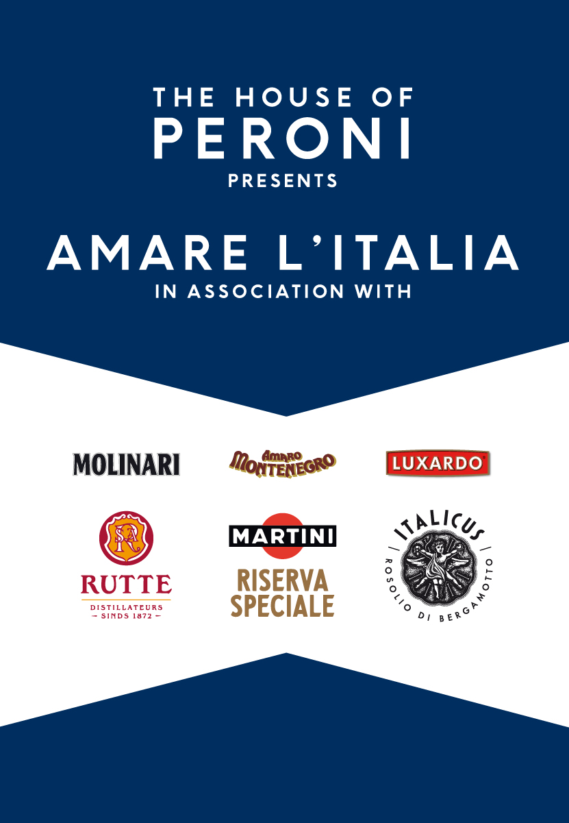 Amare L'Italia at London Cocktail Week 2016